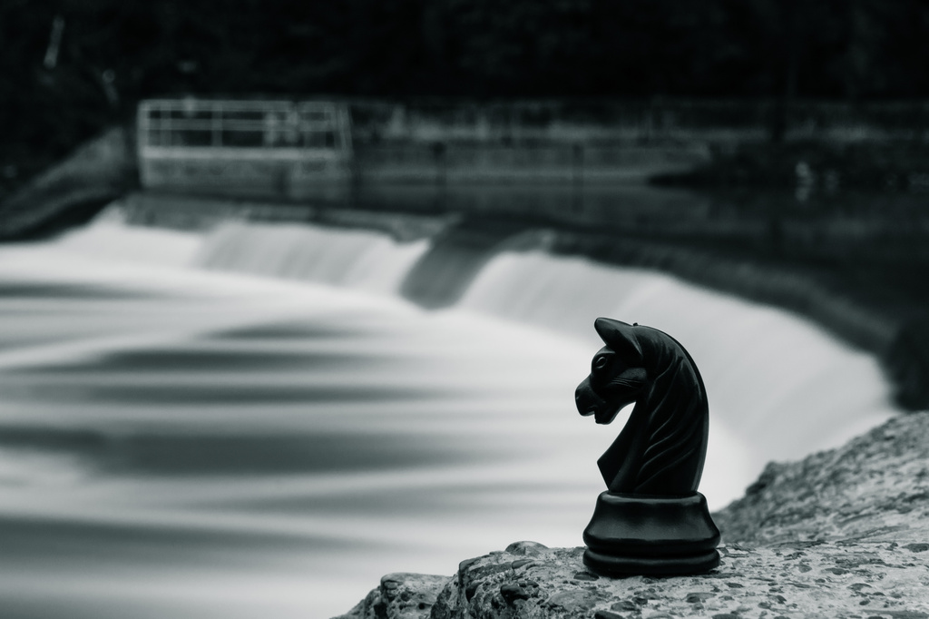 contemplating the abyss by northy