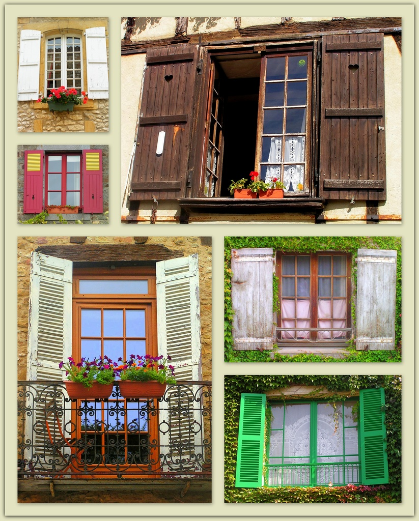 French Windows by judithdeacon