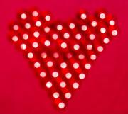 26th May 2014 - (Day 102) - Heart Bokeh
