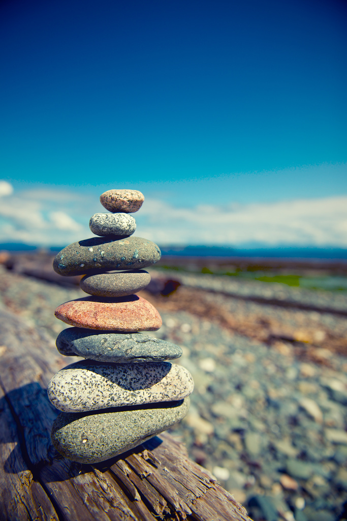 Rocky Stack by kwind