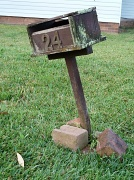 10th Oct 2010 - Letterbox