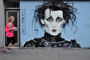28th May 2014 - Edward Scissorhands