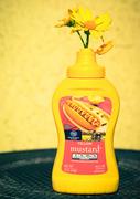 28th May 2014 - (Day 104) - Mustard Vase