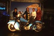 29th May 2014 - The Blue Bike