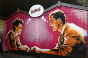 31st May 2014 - Street Art-Camden Market.