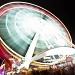 Goose Fair's ferris wheel by vikdaddy