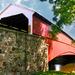 Oley Covered Bridge by olivetreeann