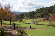 2nd Jun 2014 - Golf course in Roleystone in autumn