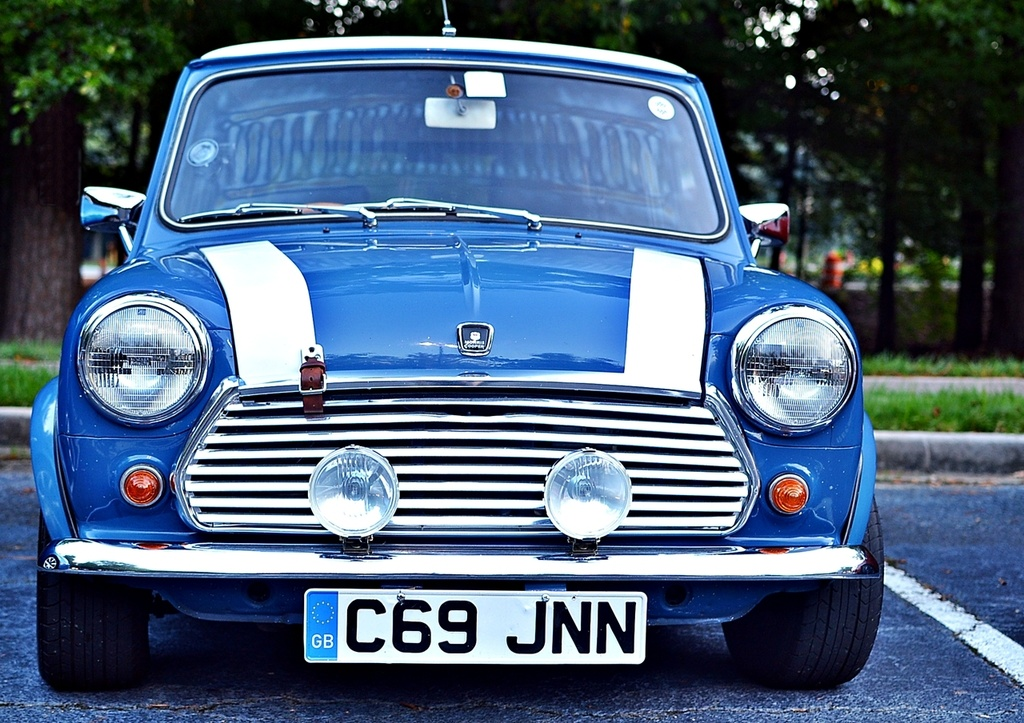 Mini Cooper by soboy5