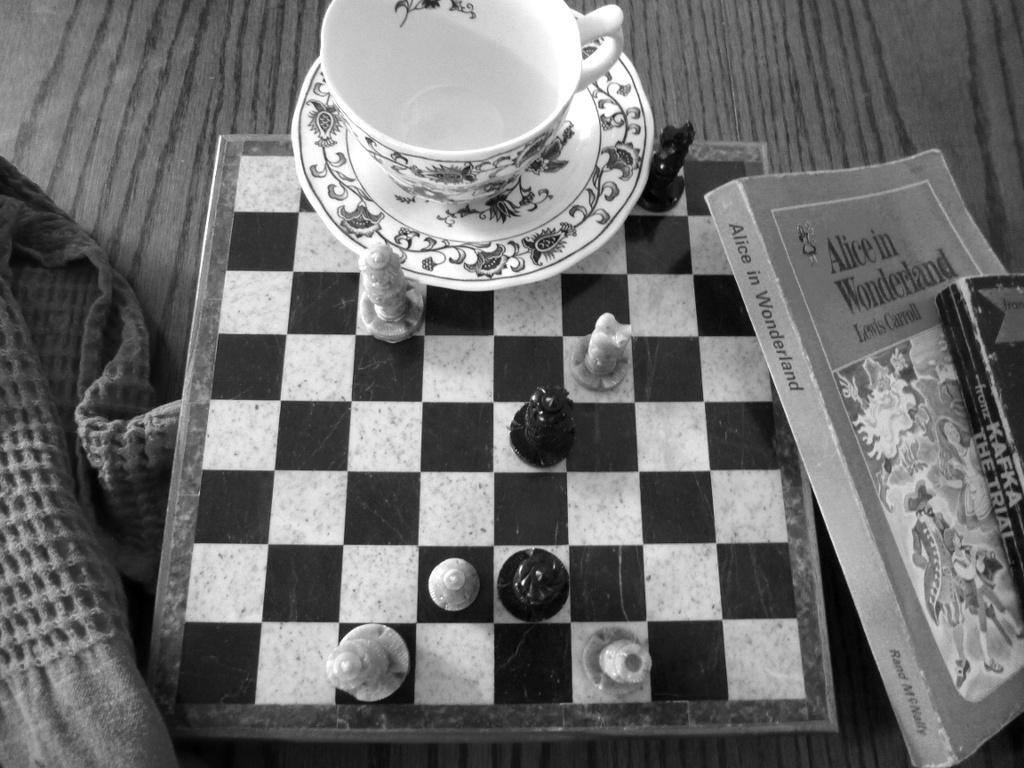 Manic Tea by stephomy
