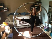 cyr wheel!!!!!!! on 365 Project