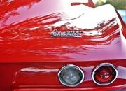 6th Jun 2014 - Corvette Reflections