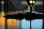 5th Jun 2014 - Book + Wine = Good Evening