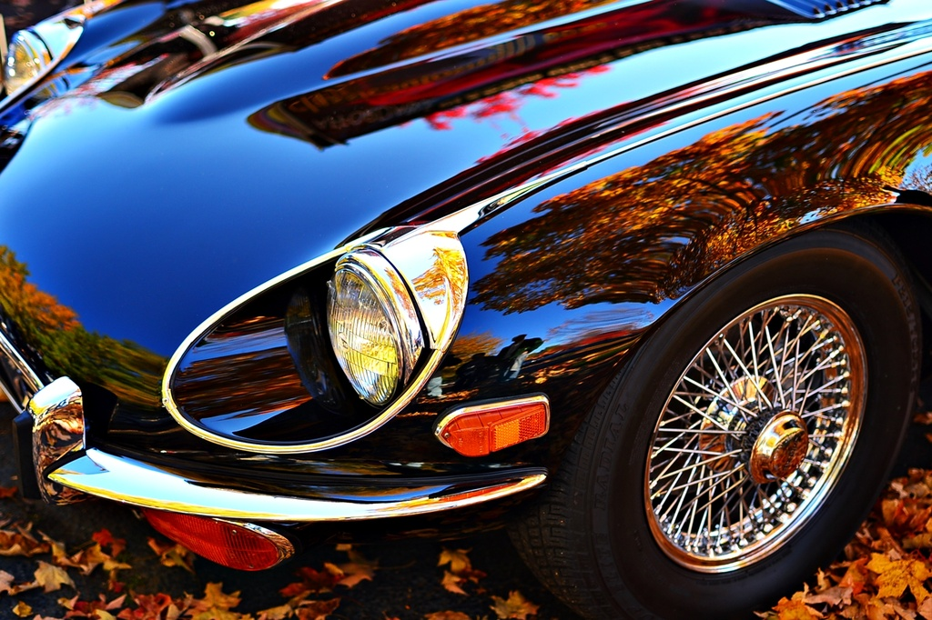 Jaguar E Type Series 3 1974 Roadster by soboy5