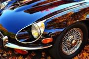 7th Jun 2014 - Jaguar E Type Series 3 1974 Roadster