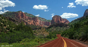 6th Jun 2014 - Into the Kolob Canyons