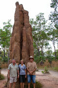21st May 2014 - Giant Termite Mound