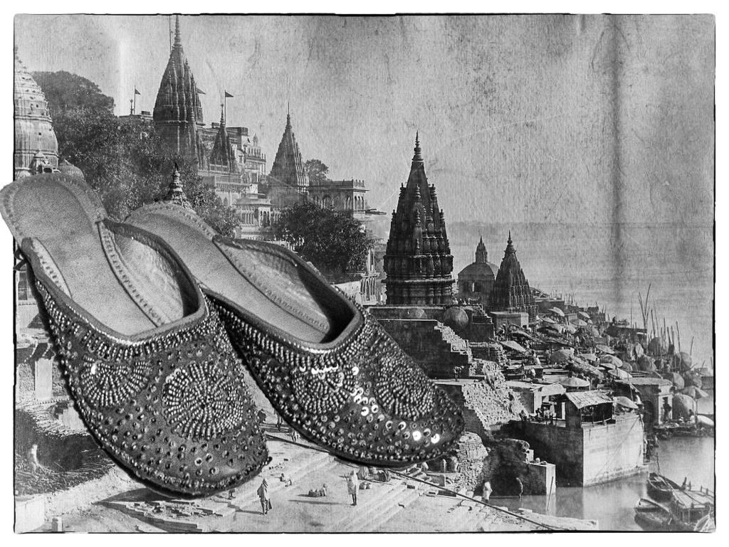 varanasi shoes by kali66