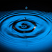 Gota / Water drop by jborrases