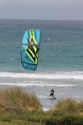 7th Jun 2014 - Winter wind surfer