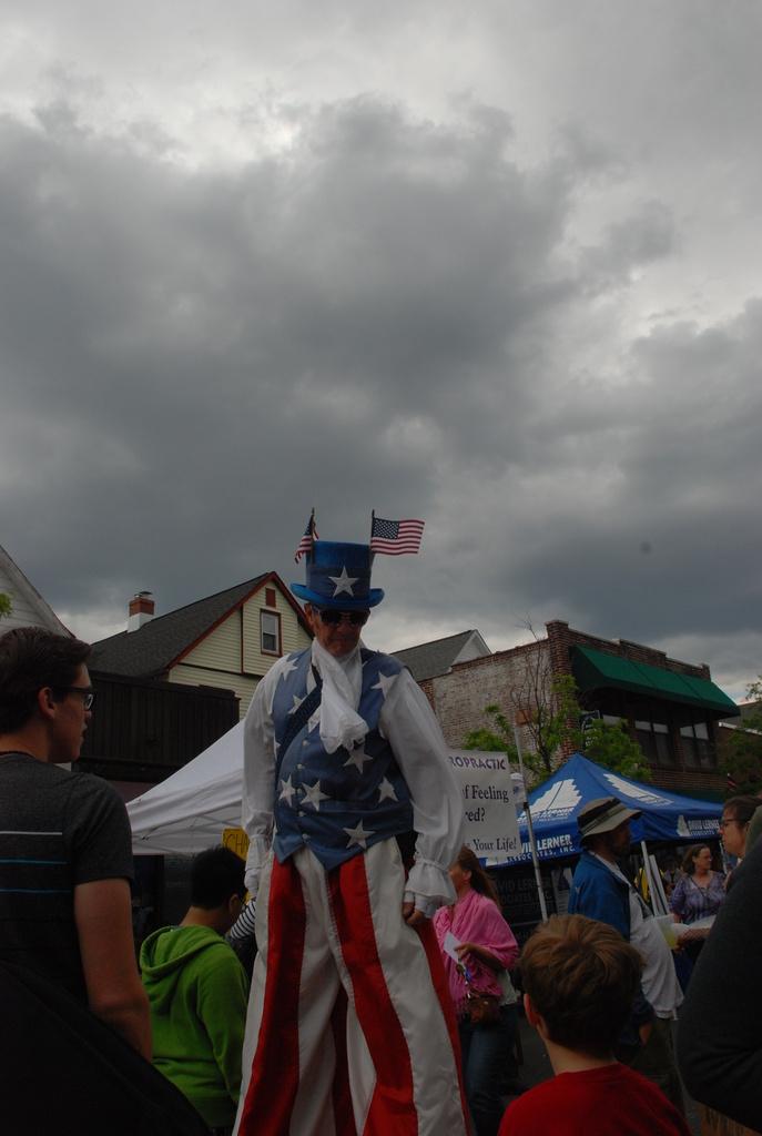 June 9 2014 Uncle Sam by mgbio