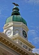 10th Jun 2014 - Clock tower and Cupola