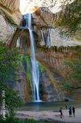 9th Jun 2014 - Calf Creek Falls