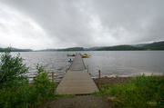 12th Jun 2014 - Svorksjøen on a rainy day