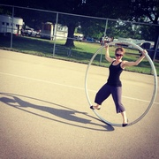 Cyr Wheel  on 365 Project