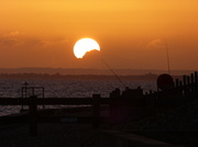 10th Jun 2013 - Sunset from Selsey