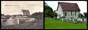 9th Jun 2013 - St. Wilfred's Chapel Church Norton then and now