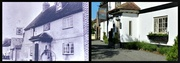 5th Jun 2013 - The Crab and Lobster Sidlesham, West Sussex (Then and Now)