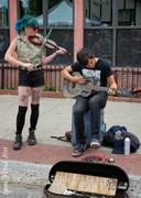 14th Jun 2014 - Street Performers