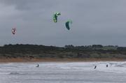 14th Jun 2014 - 3 kite surfers this time!
