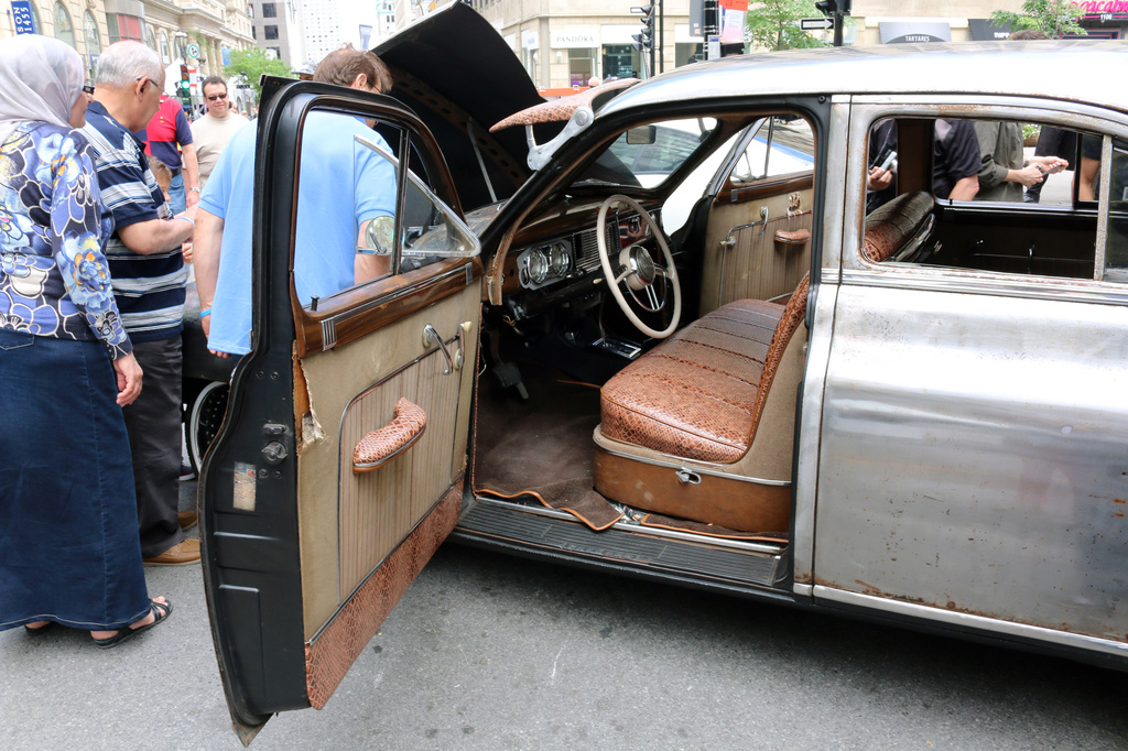 Grand Prix 1949 Packard Super 8. by hellie