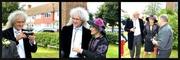16th Jun 2013 - Brian May and Anita Dobson