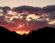 15th Jun 2014 - Father's Day Sunset