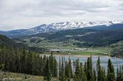 16th Jun 2014 - Overlooking Breckenridge