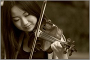 17th Jun 2014 - Young violinist