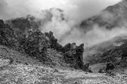 16th Jun 2014 - The Mysterious Mountain