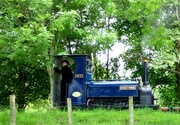 18th Jun 2014 - No it's not Thomas the tank!!!!!