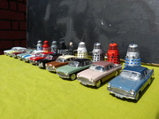 26th Jun 2013 - Daleks and Vauxhall Cresta PA's