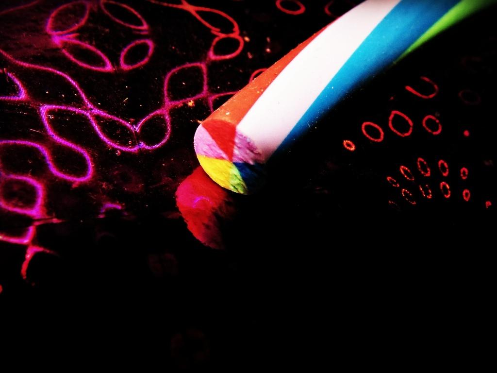 Rubber rainbow :)  by alia_801