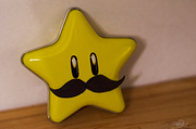18th Jun 2014 - Star with a mustache