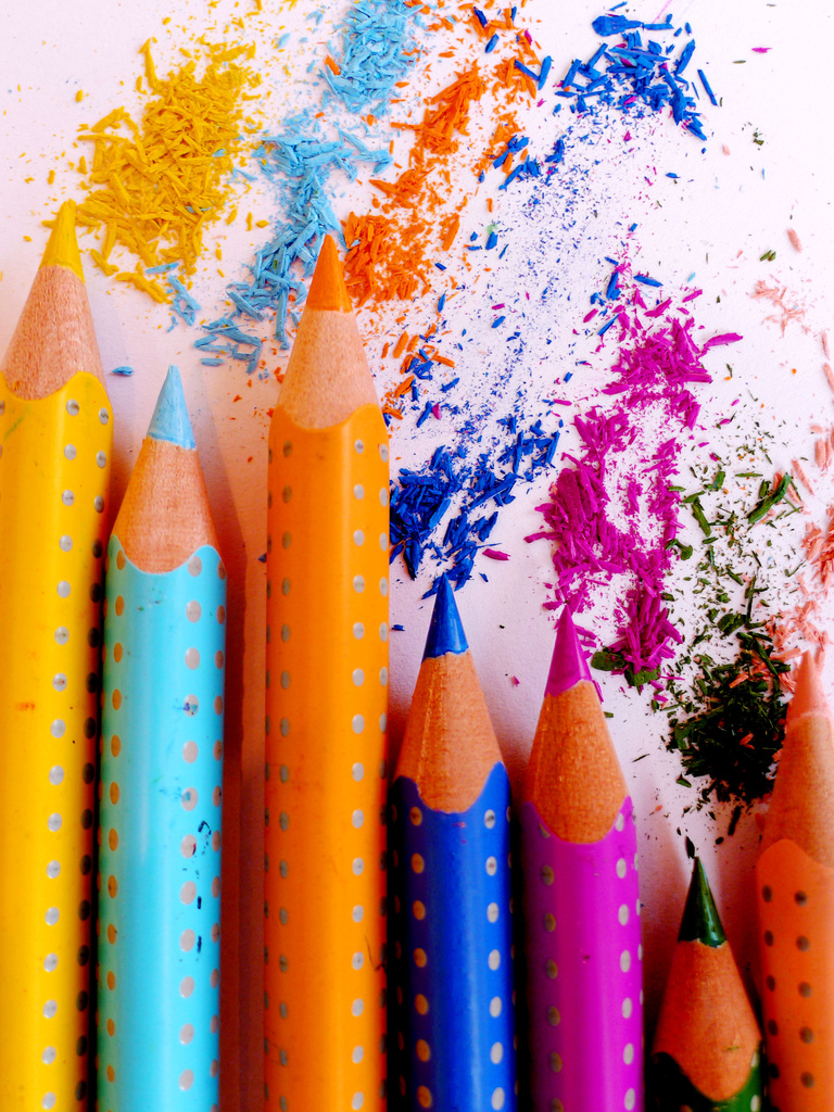 Pencils. by newbank