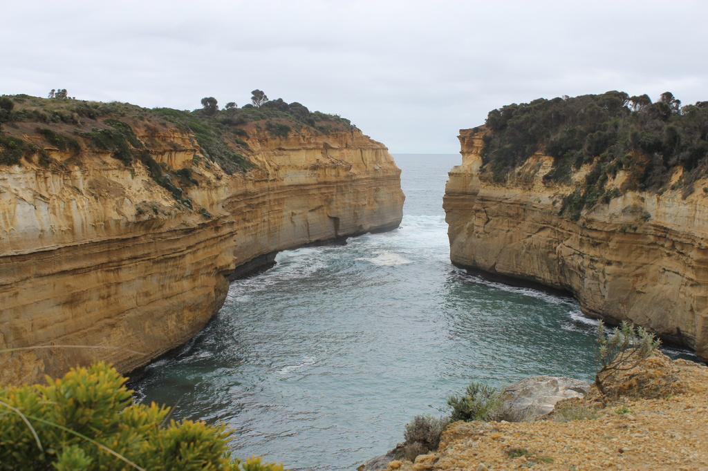 Great Ocean Road Icon 1- Loch Ard Gorge by gilbertwood