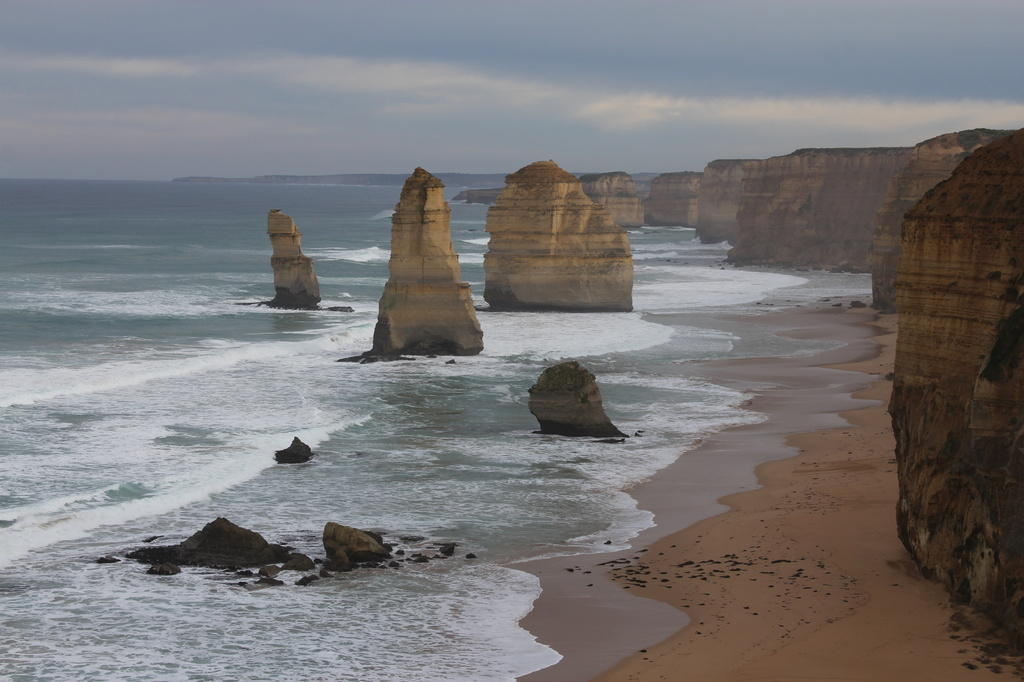 Great Ocean Road Icon 2- The 12 Apostles by gilbertwood