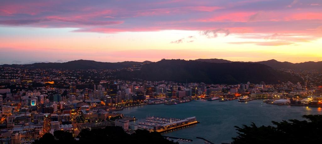 Good Morning - Wellington  by yaorenliu