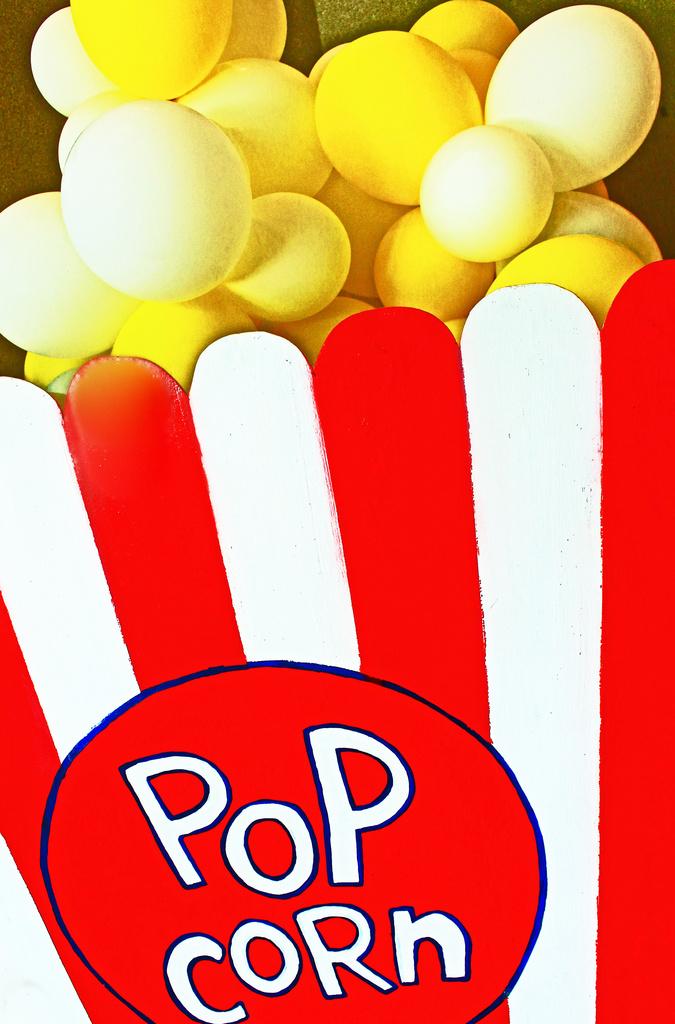 Popcorn by hondo
