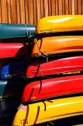 9th Oct 2010 - Kayaks in the Sun
